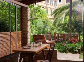Palm Gallery Garden House