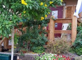 The Butterflies Wood House