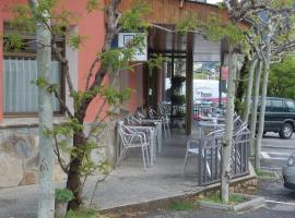 Hotel Betriu, Coll de Nargó (Sallent yakınında)