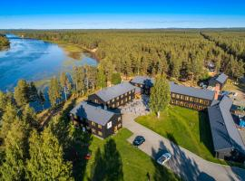Arctic River Lodge, Тарендо (рядом с городом Lappea)