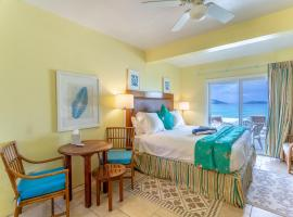 Sebastian's on the beach hotel, Road Town (рядом с регионом Anegada)