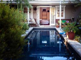 Rhus Cottage.