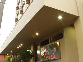 Hotel Kehdi Plaza, Barretos (Guaíra yakınında)