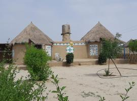 Rann Rajvi homestay, Dhordo (рядом с городом Niruna)