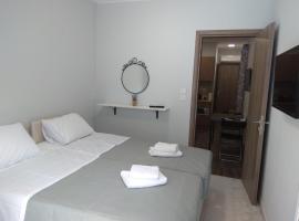 Cozy Apartment 1 next to stavros Niarxos