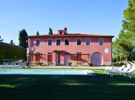 Podere Marilla relax in campagna con piscina, Montelopio (Ghizzano yakınında)