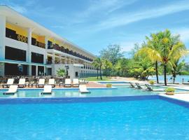 Playa Tortuga Hotel and Beach Resort, Bocas del Toro -stad