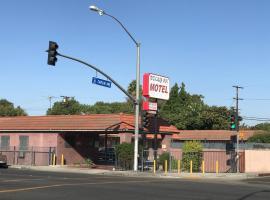 Rocky Inn Motel, Lynwood (in de buurt van Rancho Dominguez)