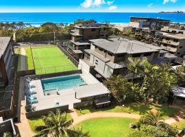 Majorca Isle Beachside Resort
