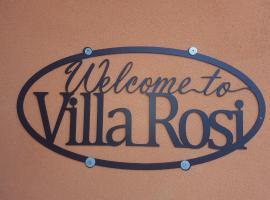 Villa Rosi, Pizzo (Maierato yakınında)