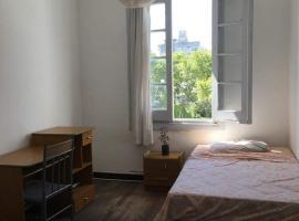 Habitación Luminosa en Barrio Palermo