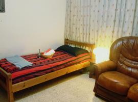 Perfect Room near aeroport, Bin Rhilouf