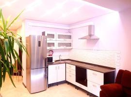 Apartment on Lyzhniy Pereulok 8
