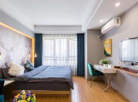 Meet Light Luxury Guesthouse