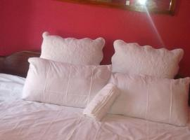 Embo guesthouse, Rundu