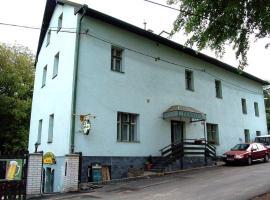 Penzion FEO, Píkovice (Hvozdnice yakınında)