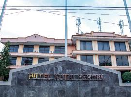 Kutai Permai Hotel, Sengata (рядом с городом Bontang)