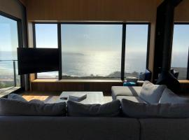 Sky House @ Dillon Beach, Dillon Beach (in de buurt van Valley Ford)