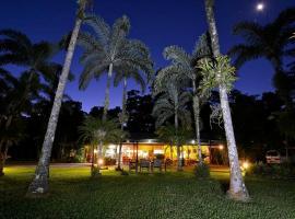 Lync Haven Rainforest Retreat, Diwan (Cow Bay yakınında)