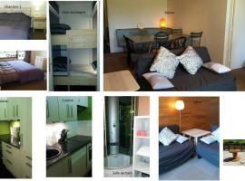 Chamrousse 1750 - Appartement tout confort - 10 couchages