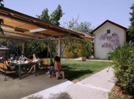 The Orchid Inn - Emek Izrael, Merẖavya (рядом с городом Baraq)