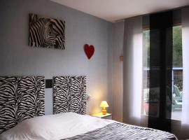HOTEL BON ACCUEIL, Oyonnax