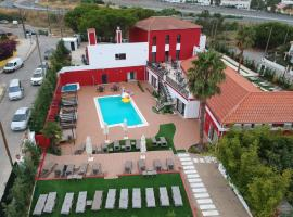 Villa 3 Caparica - Lisbon Gay Beach Resort