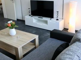 Komfortable, neu eingerichtete Ferienwohnung nähe Messe Frie