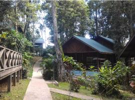 Tawau Hotspring Resort