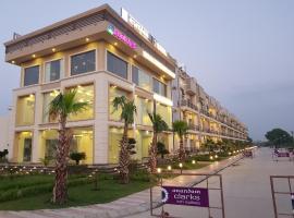 Anandam Clarks Inn Suites Vrindavan