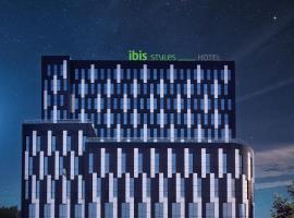 IBIS Styles Ulaanbaatar Polaris