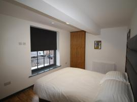 Upstairs at Albion (8 person), Prescot (рядом с городом Ноусли)