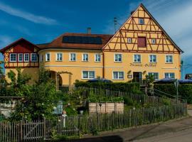 Brauerei und Gasthof zum goldenen Engel