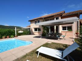 Villa entre Macon et Beaujolais, Leynes (рядом с городом Chasselas)
