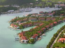 HBK Villa Rentals and Management, Saint John's (Jolly Harbour yakınında)