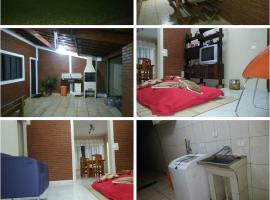 Casa inteira 3 quartos Pirassununga, Pirassununga