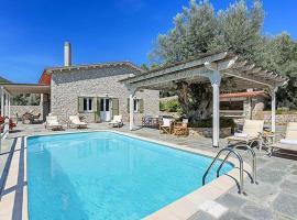 Syvota Villa Sleeps 8 Pool Air Con WiFi