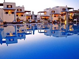 Vina Beach Hotel, Скирос