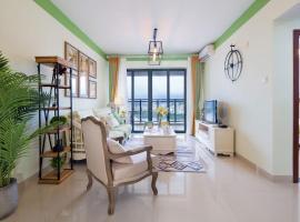 Sanya Hedong·Dadonghai Tourist Area· Locals Apartment 00168180, Sanya (in der Nähe von Sanya City)