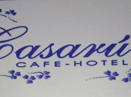 Casarú Cafe Hotel