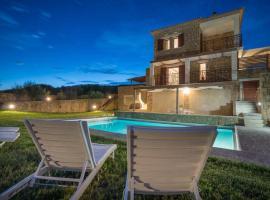 Vasilikos Villa Sleeps 6 Pool Air Con WiFi