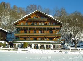 Appartements Kitzsteinhorn, Zell am See