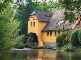 Le Moulin de la Walk, Виссамбур