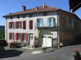 Le Relais de la Diligence, Saint-Bonnet-le-Chastel (рядом с городом Chambon-sur-Dolore)