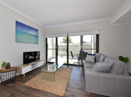 Mordern Apartment Redliffe near Perth Airport: 0126