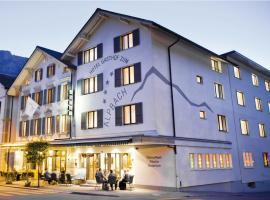 Hotel Alpbach, Meiringen