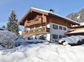 Haus Bergahorn