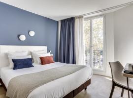 Hotel Courseine (ex George Sand), Courbevoie