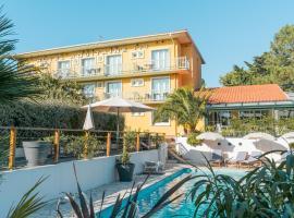 Hotel Aquitaine, Capbreton