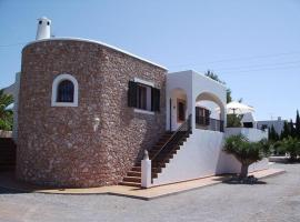 Playa d'en Bossa Villa Sleeps 6 Pool Air Con WiFi